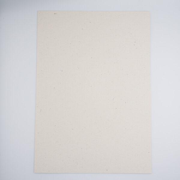 Feinpapier Flora Creme 5 Blatt - A4 | Unsere kleine Bastelstube - DIY Bastelideen für Feste & Anlässe