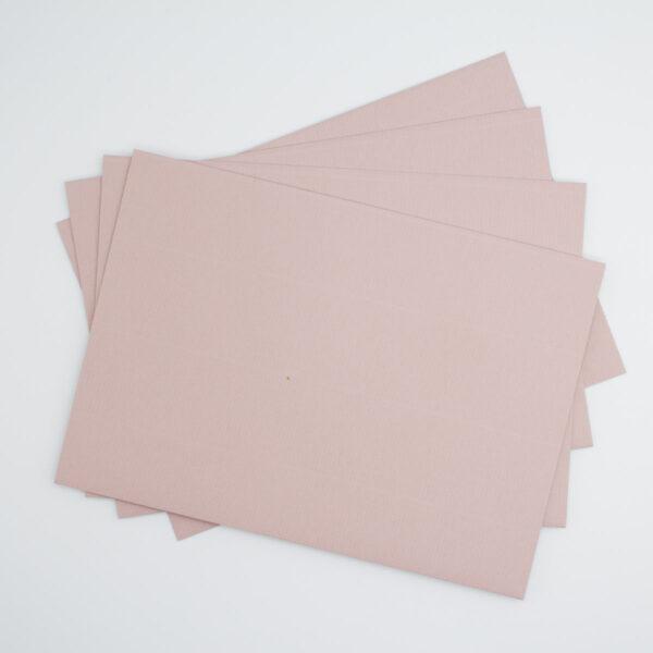 Briefumschlag Altrosa B6