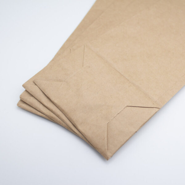 Kraftpapier Blockbodenbeutel 10 Stück | Unsere kleine Bastelstube - DIY Bastelideen für Feste & Anlässe