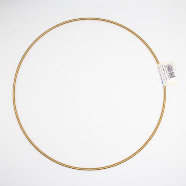 Metallring Gold 25 cm für DIY Projekte