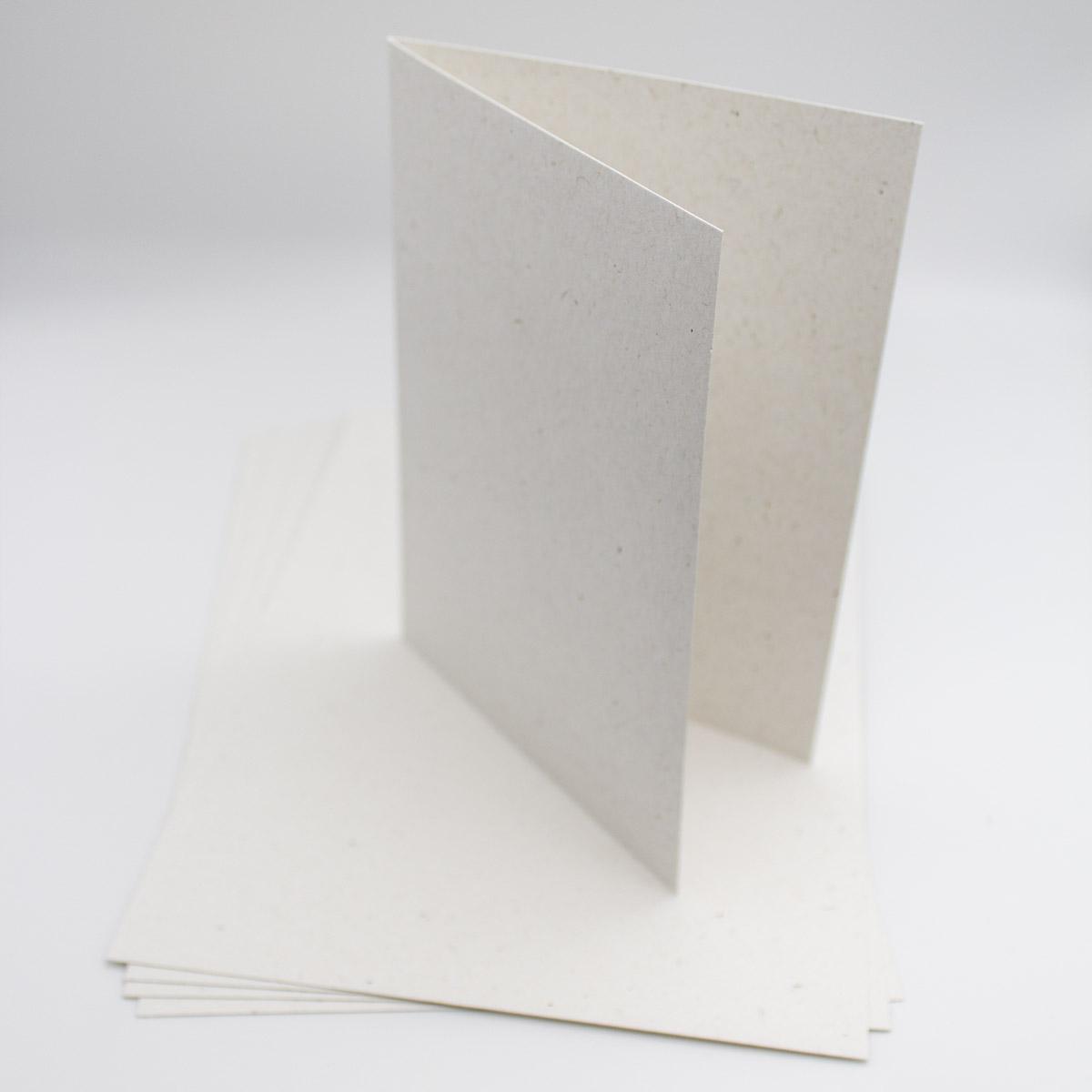 Karten-Flora- Klappkarten-5-Stück-Unsere kleine Bastelstube