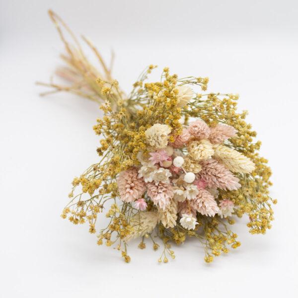 Trockenblumen Mix Rosa