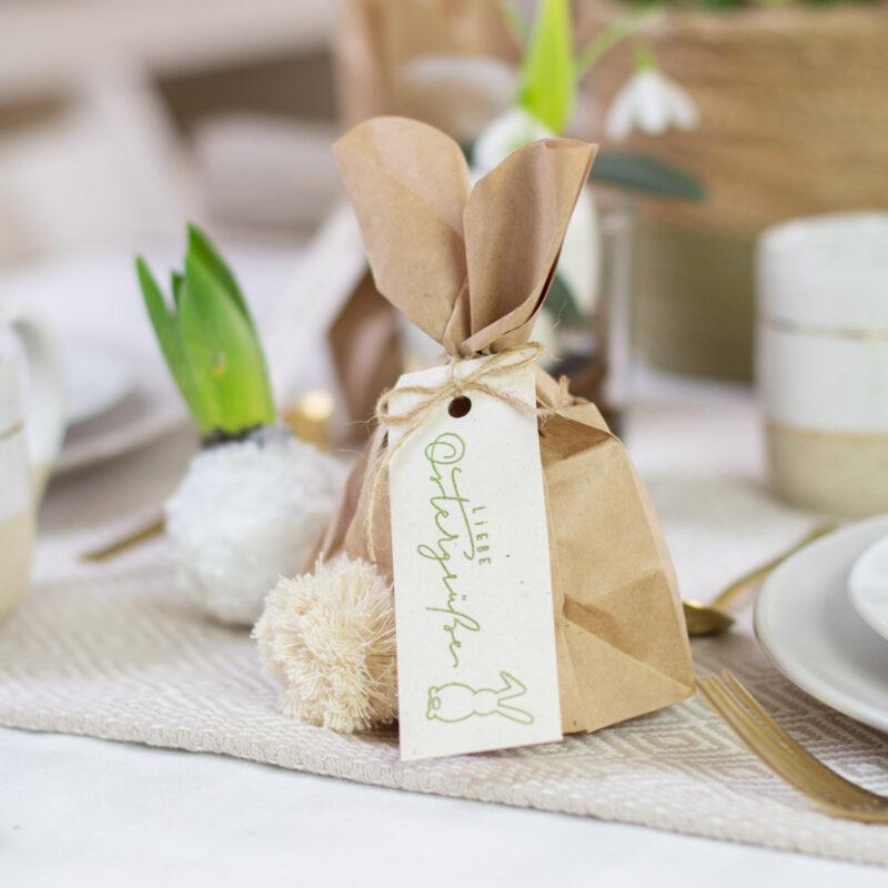 Ostergeschenk - Osternest - selber machen