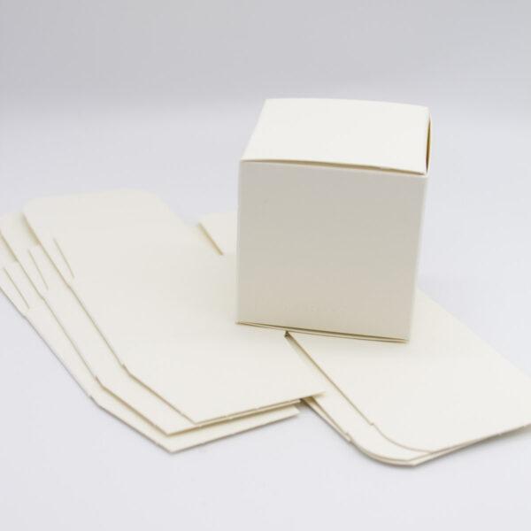 Buntboxen Cube S in Campangner / Creme