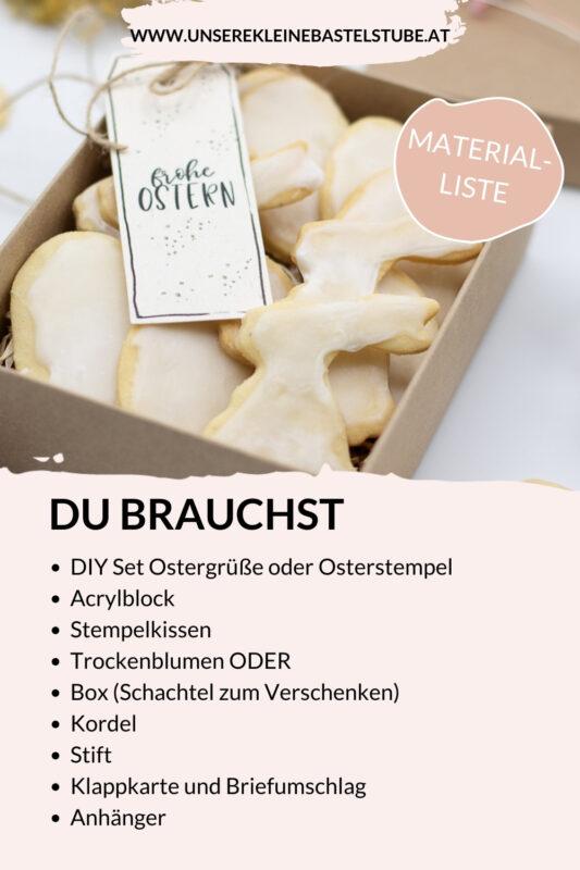 WORKSHOPS | Unsere kleine Bastelstube - DIY Bastelideen für Feste & Anlässe