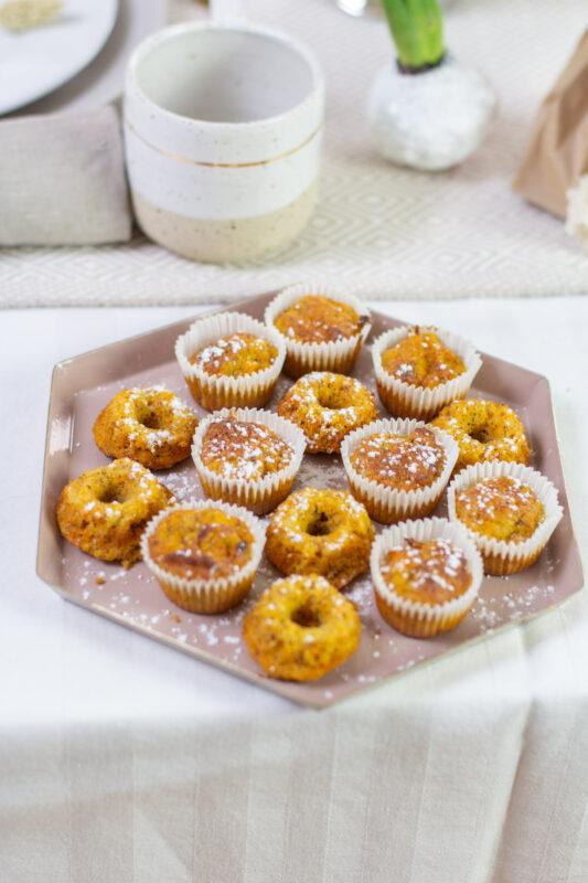 Karotten Muffins Rezept