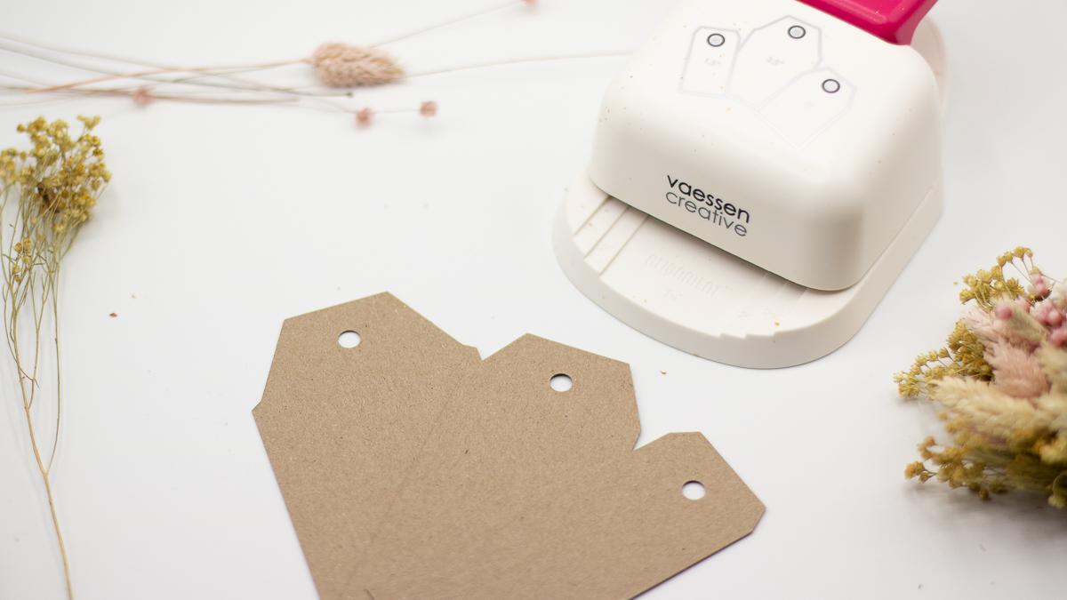 Geschenkanhänger selber machen - DIY