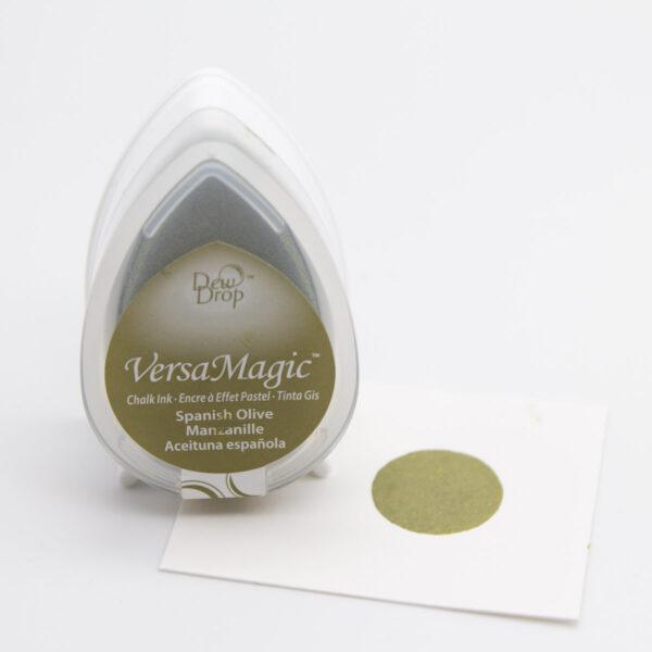 Versa Magic Dew Drop Stempelkissen - Spanish Olive
