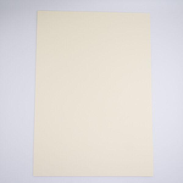Uni Premiumpapier Creme 5 Blatt - A4