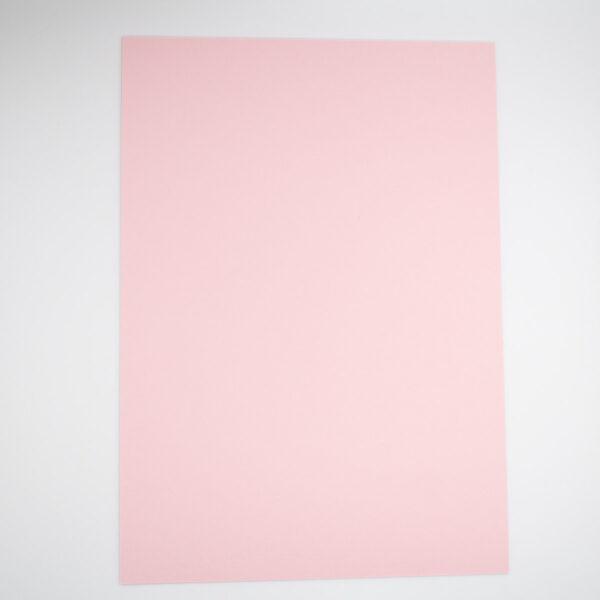 Premiumpapier Rosa A4 für Babykarten, Geburtstag, Taufe, Kommunion