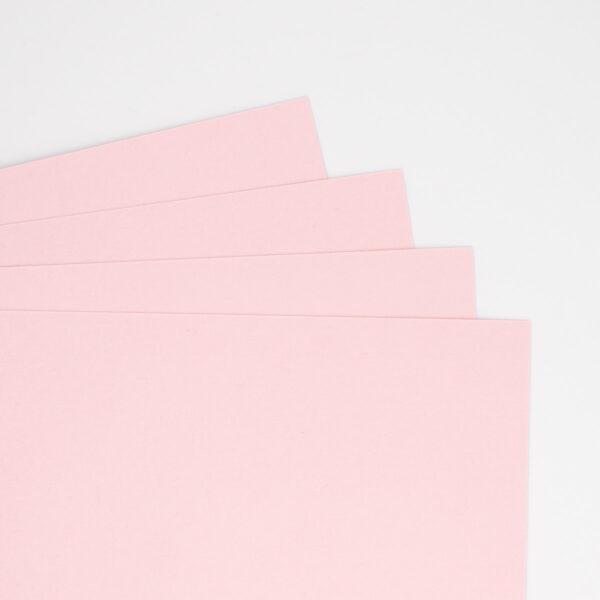Uni Premiumpapier Rosa 5 Blatt - A4