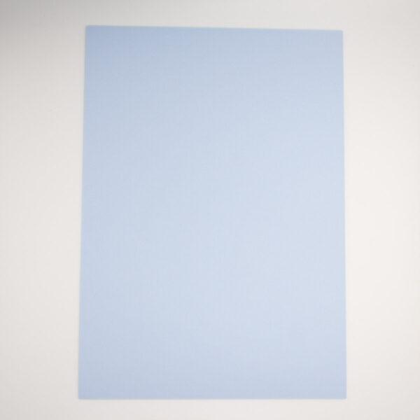 Premiumpapier Eisblau 5 Blatt - A4