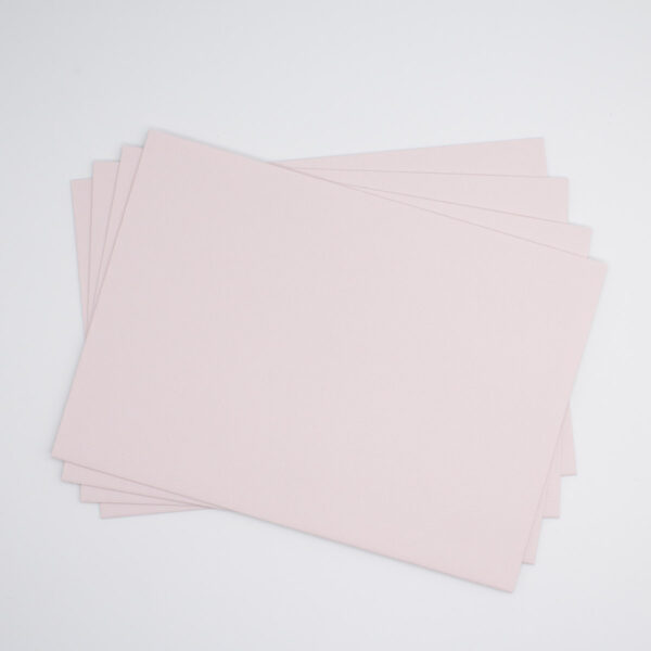 Briefumschlag Hellrosa