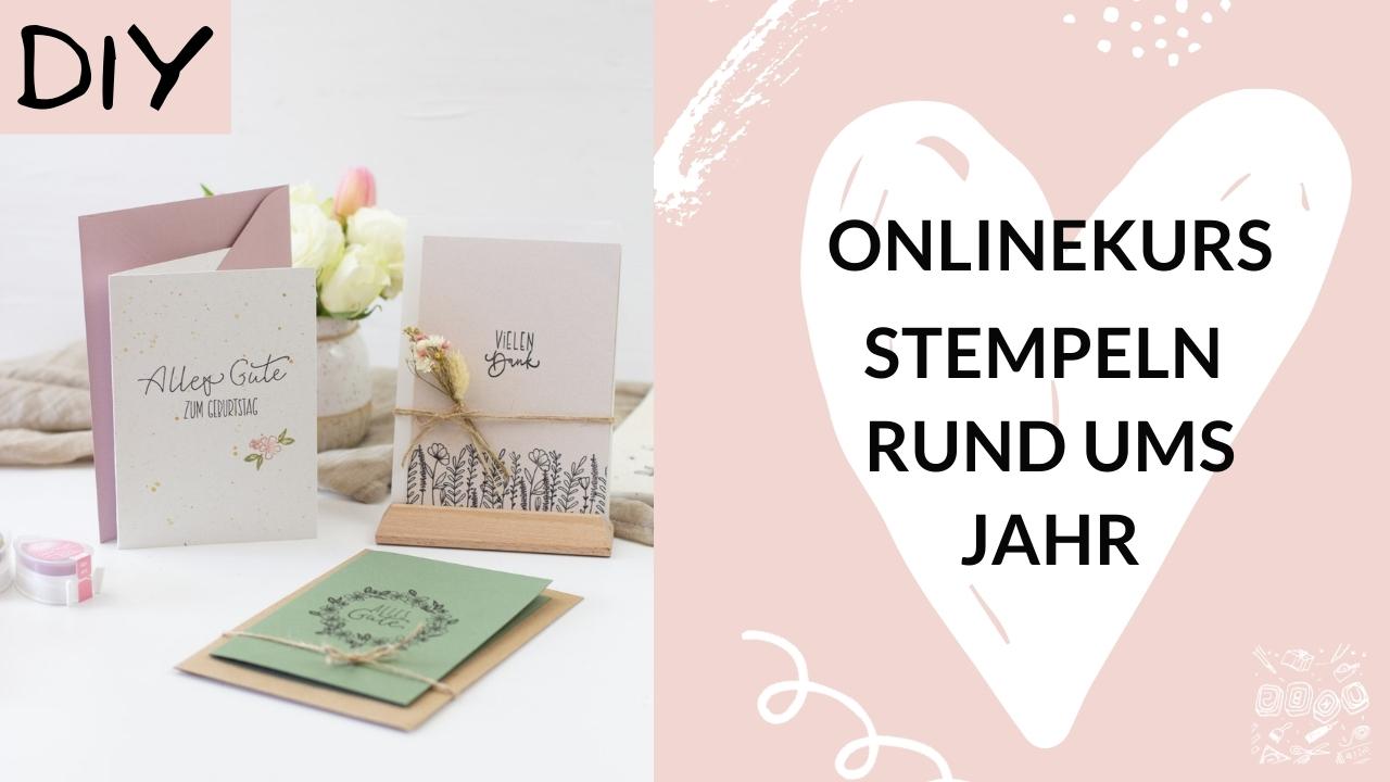Onlinekurs Stempeln