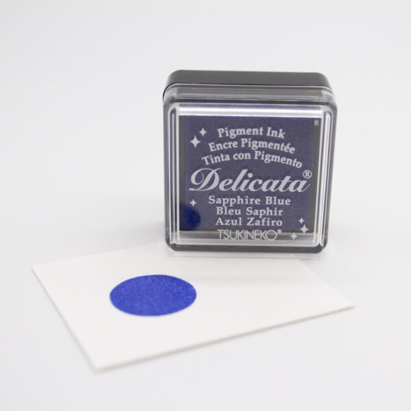 Delicata-Stempelkissen-Sapphire-Blue