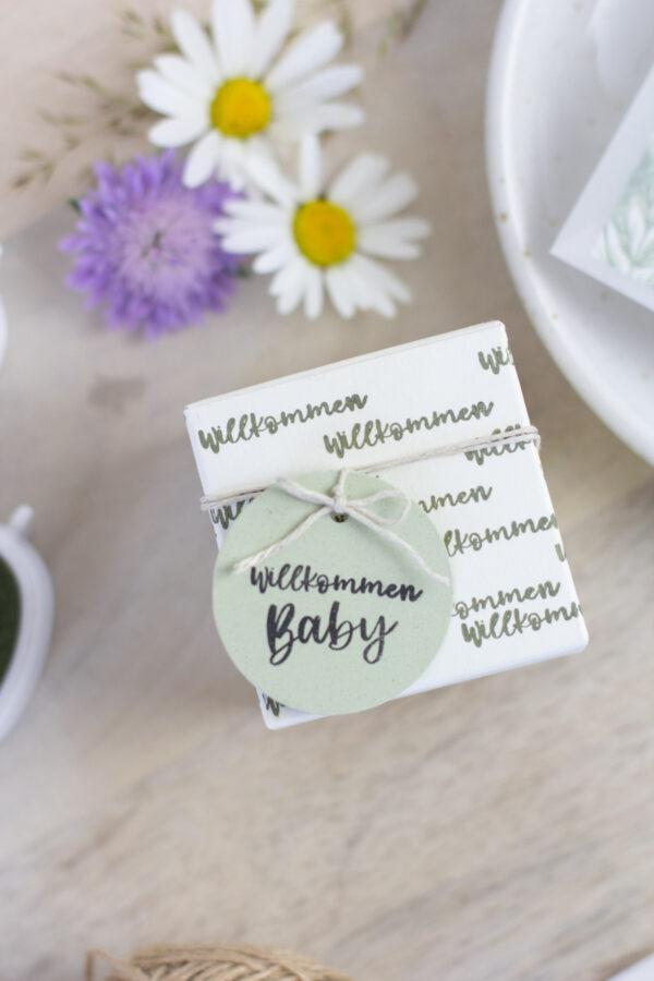 Freulebnis Box Kleine Geschenke Verpacken | Unsere kleine Bastelstube - DIY Bastelideen für Feste & Anlässe