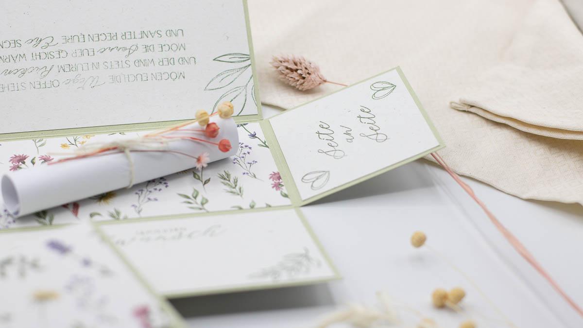 DIY Geschenkidee zur Hochzeit | Gutschein kreativ verpacken