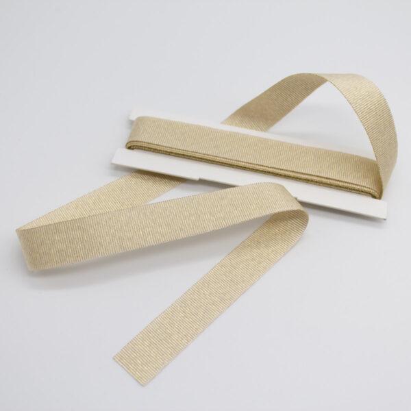 Ripsband Gold
